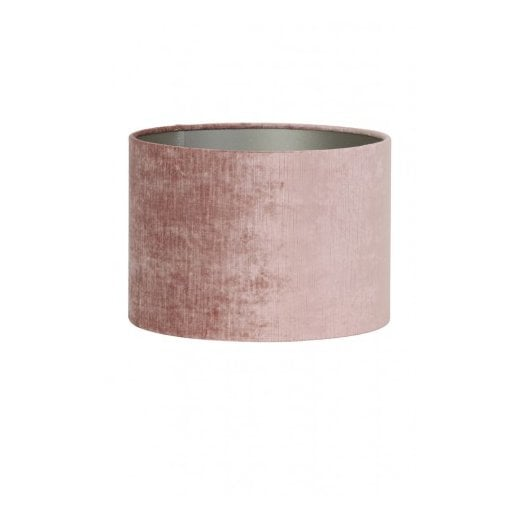 Danish Collection Gemstone Cylinder Shade - Old Pink