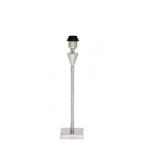 Danish Collection GRANULO Large Lamp Base - Raw Nickel
