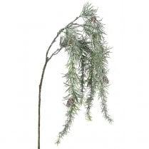 Danish Collection Hanging Iced Pine Stem