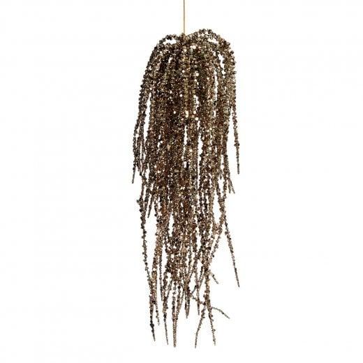 Danish Collection Hanging Needle Bush - Gold