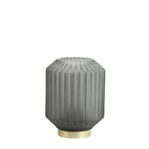 Danish Collection IVOT Matt Glass LED Table Lamp - Height 17 CM