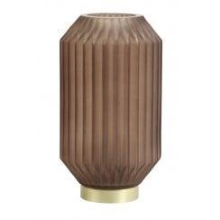 Danish Collection IVOT Matt Glass LED Table Lamp - Height 27 CM