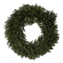 Danish Collection Large Fir Wreath - Green