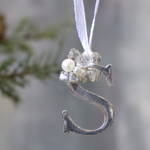 Danish Collection Letter S - Polished Metal
