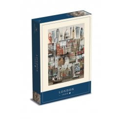 Danish Collection Martin Schwartz Jigsaw- London   Pre-Order   Available Mid July