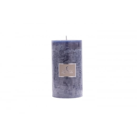 Danish Collection Medium Marine Blue Candle