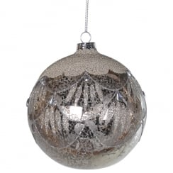 Danish Collection Mocha Bauble