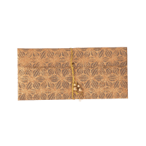 Danish Collection Money Pouch - Copper and Grey