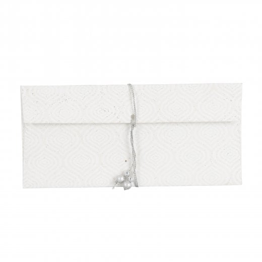 Danish Collection Money Pouch - White