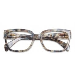 Danish Collection Mood Reading Glasses - Amber/Blue