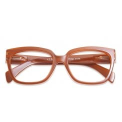 Danish Collection Mood Reading Glasses - Warm Orange