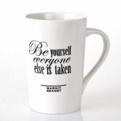 "Danish Collection Mug ""Be YourSelf"""