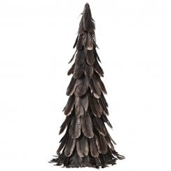 Danish Collection Natural Feather Tree
