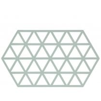 Danish Collection Nordic Sky Triangles Trivet