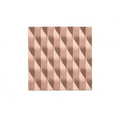 Danish Collection Nude Origami Wave Trivet