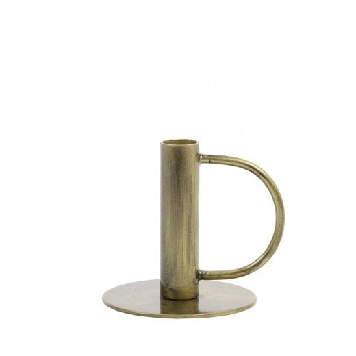 Danish Collection OEKARA Candle Holder - Bronze