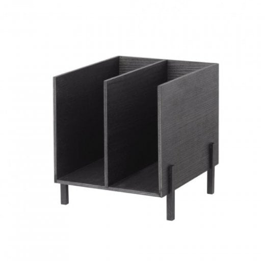 Danish Collection Paper Organiser - Stained Black