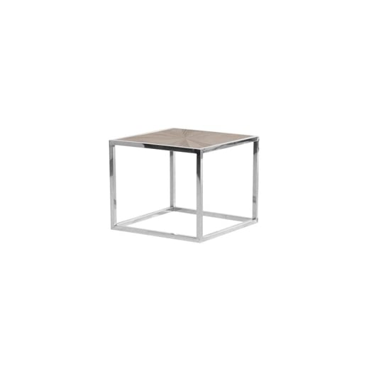 Danish Collection Parquet Square End Table