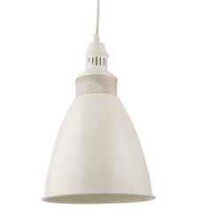 Danish Collection Pendent Light Creme