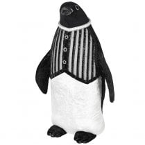 Danish Collection Penguin with Stripe Waistcoat