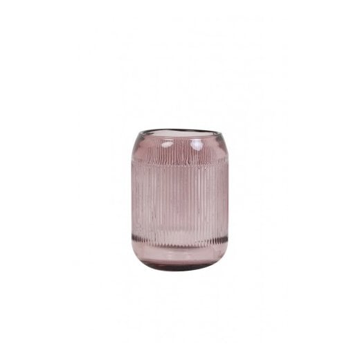 Danish Collection PEPPER Large Tealight Holder - Old Pink