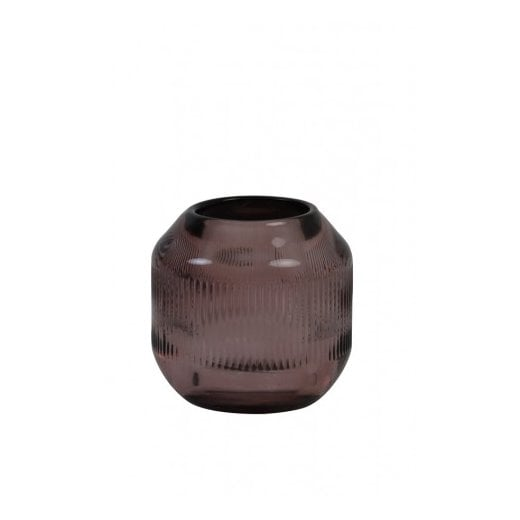 Danish Collection PEPPER Small Tealight Holder - Old Pink