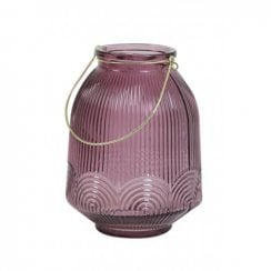 Danish Collection PHARIS Large Hurricane - Purple