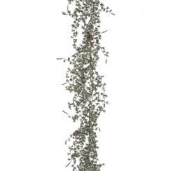 Danish Collection Pine Garland - Green