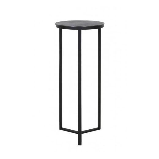 Danish Collection RETIRO Side Table Pillar - Lead