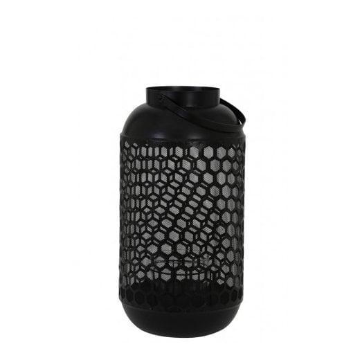 Danish Collection RIGLIO Lantern - Matte Black