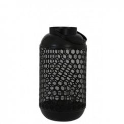 Danish Collection RIGLIO Lantern - Matte Black