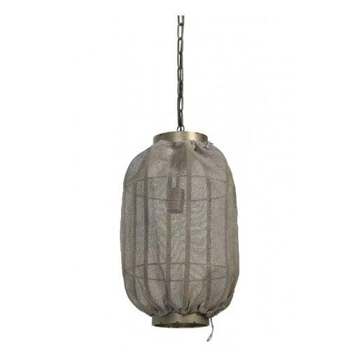 Danish Collection SALOVA Small Hanging Lamp - Brown