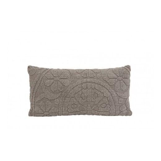 Danish Collection SARIC Stonewash Pillow - Brown