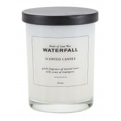 "Danish Collection Scented Candle ""Waterfall"""