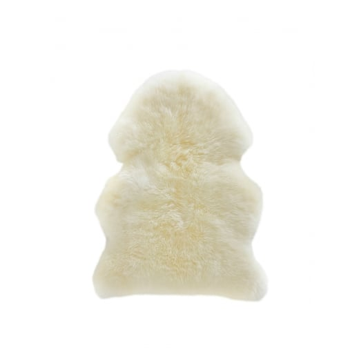 Danish Collection Sheepskin Rug - White