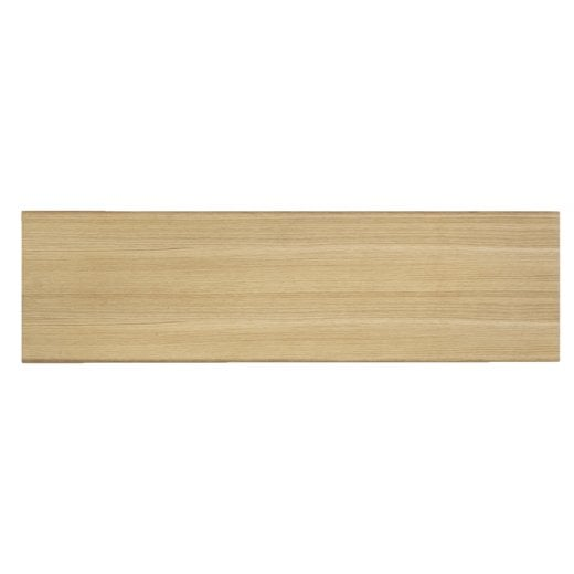 Danish Collection Shelf - Smoked Oak