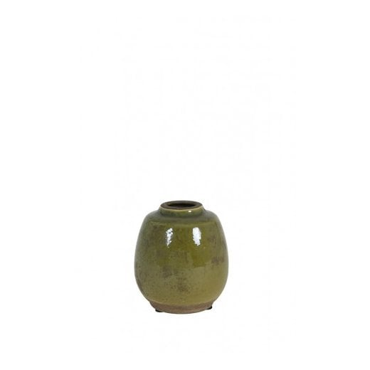 Danish Collection SINABUG Ceramic Vase - Green