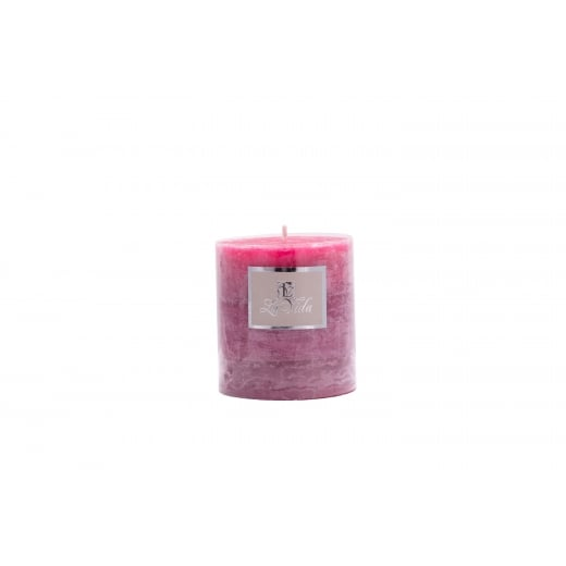 Danish Collection Small Bordeaux Candle