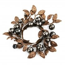 Danish Collection Small Candle Ring - Bronze
