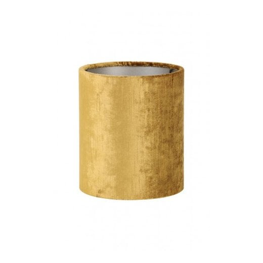 Danish Collection Textile Lamp Shade - Gemstone Gold