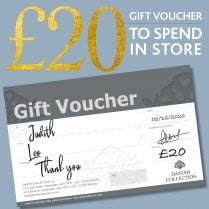 Danish Collection Thank You Gift Voucher - £20.00