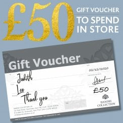 Danish Collection Thank You Gift Voucher - £50.00