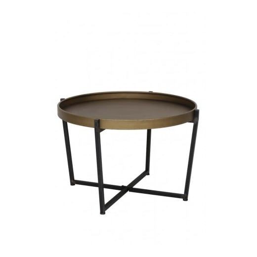 Danish Collection Tortola Bronze Coffee Table