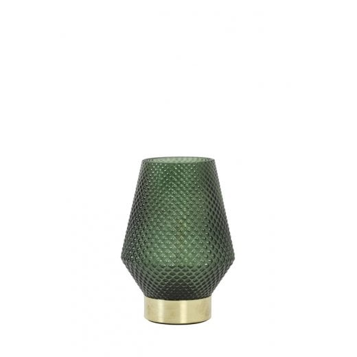 Danish Collection TOVI LED Table Lamp - Dark Green