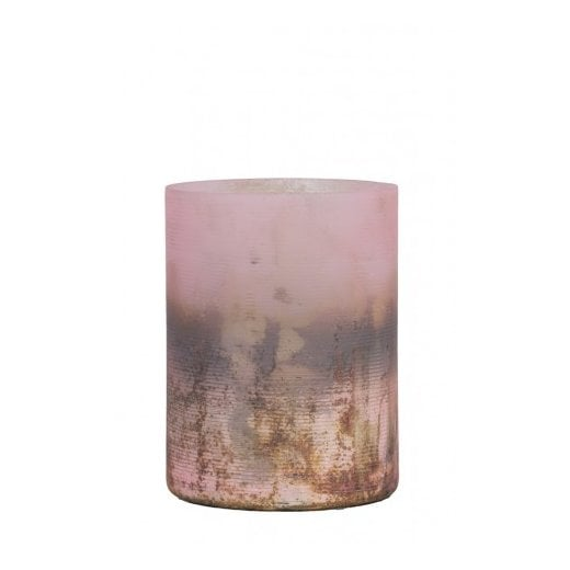 Danish Collection VALERIO Large Tealight - Matte Pink