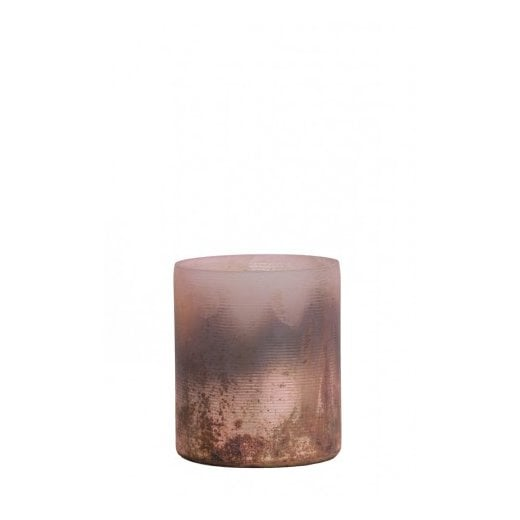Danish Collection VALERIO Small Tealight - Matte Pink