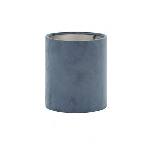Danish Collection Velour Shad - Dusty Blue