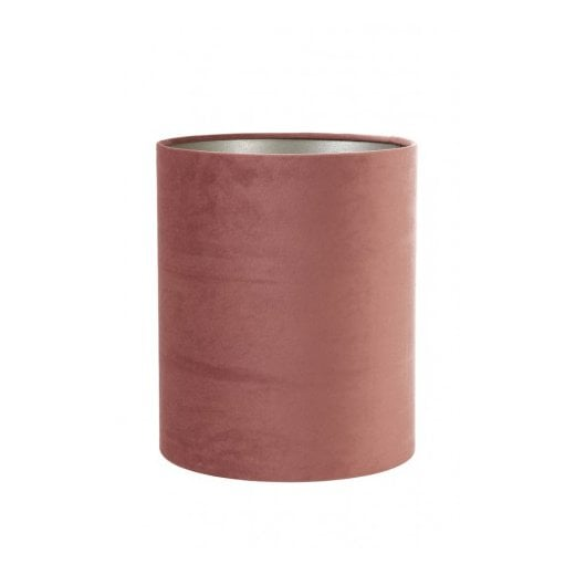 Danish Collection Velour Shade - Dusky Pink