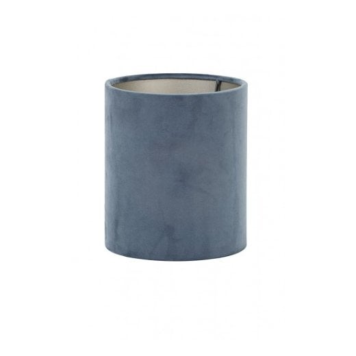 Danish Collection Velour Shade - Dusty Blue