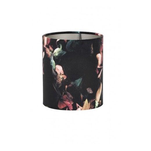 Danish Collection Velour Shade - Hydrangea Black